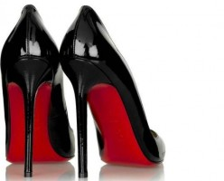 Louboutins of course